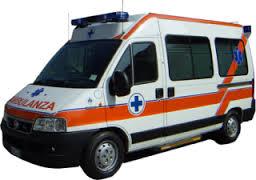 Richiesta intervento ambulanza privata